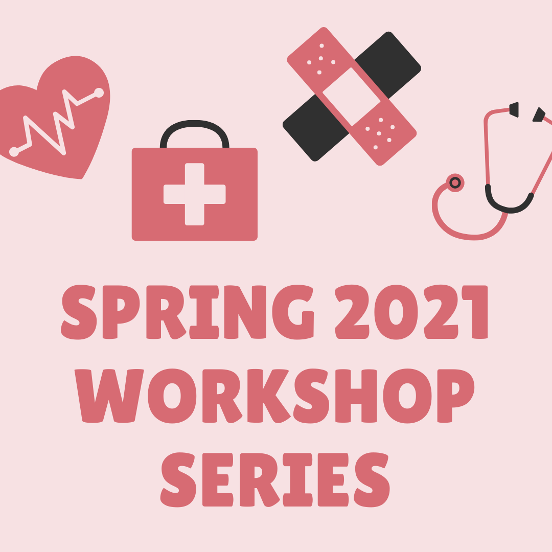 Spring 2021 Workshop Series